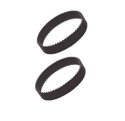 (2) Planer Drive Belts for Black & Decker DeWalt BD713 7696 Type 6-7 324830-02