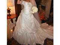 Bespoke Princess Wedding Dress