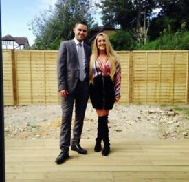 Couple looking for 2 bedroom property