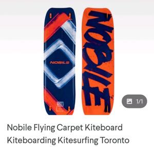 Nobile Flying Carpet 160x46 Kiteboard Kiteboarding Kitesurfing