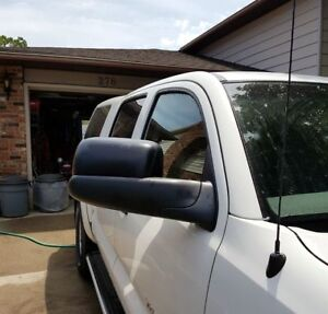 Toyota Tacoma towing mirrors 2005-2015