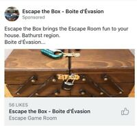 Escape the Box(Bathurst)-Boite d'Évasion(Bathurst)