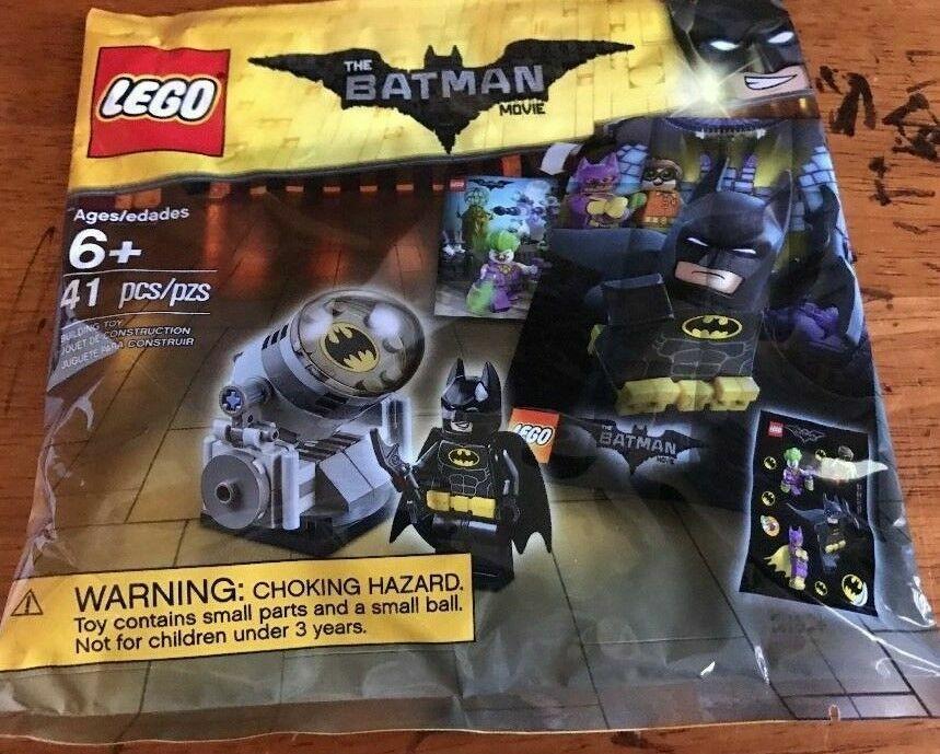 Lego Mixed Batman Accessories 6 pieces  NEW!!!
