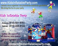 Jeux Gonflables Kids Inflatable Party
