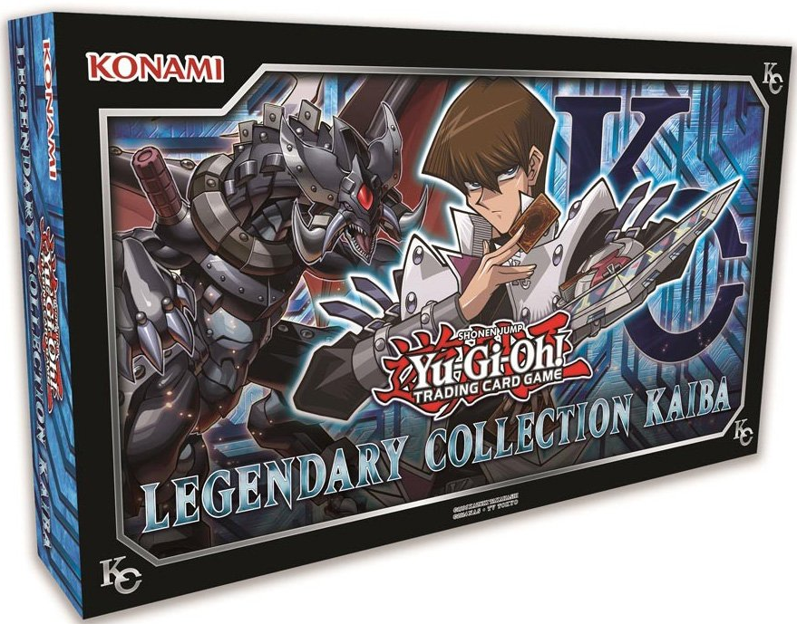 YuGiOh! LEGENDARY COLLECTION KAIBA MEGA PACK LC06 LCKC SECRET & ULTRA RARE CARDS