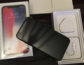 iPhone X 256gb on02 space gry