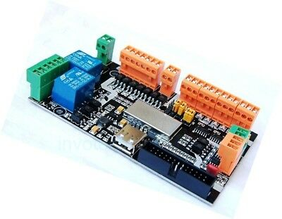 4 Axis Usb Cnc Card Controller Interface Board Usbcnc Replaceable Mach3 Diy New
