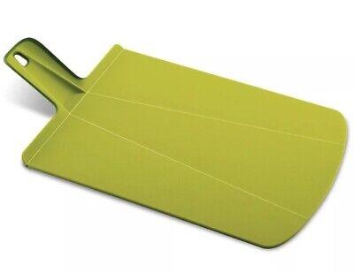 Joseph Joseph Chop2Pot™ Plus Large Green Chopping Board Foldable Surface