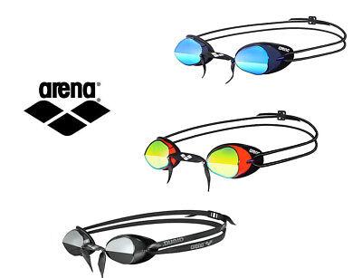 Arena Schwimmbrille für den Wettkampf  SWEDIX MIRROR  92399  Schwimmen Brille