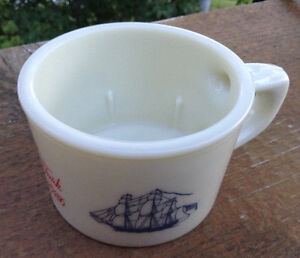 OLD SPICE SHAVING MUG - LATE GLASS MUG - 1964 TO 1978 Gatineau Ottawa / Gatineau Area image 6