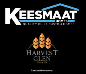 Simcoe - Custom Built Homes For Sale - Keesmaat Homes