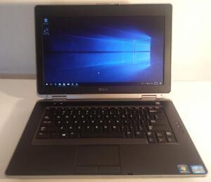 """Dell Latitude Core i7 2.9 GHz  14"""" laptop"""