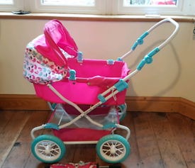 Mamas and Papas toy pram