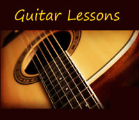 Guitar Lessons in Thornhill!