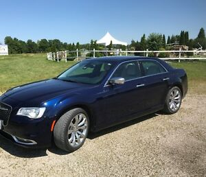 2015 Chrysler 300-Series 300C Platinum Sedan
