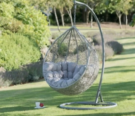 Garden Siena Hanging Egg Chair New + Free Delivery**