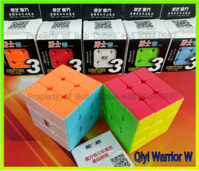 = Qiyi Warrior 3x3 W for sale ! Brand New Speedcube !
