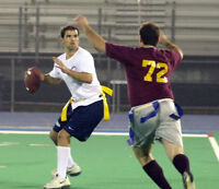 TORONTO MEN'S INDOOR FLAG FOOTBALL