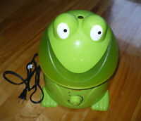 Humidificateur Humidifier Cool Mist Vapeur Froide Crane Frog