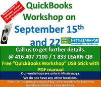 Hands-On QuickBooks Training*Bookkeeping Essentials@ $399/ @$249