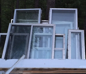 Misc. mobile home windows