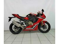 2017 Honda CBR1000RR ABS - 2017 DEMO BIKE - MARCH 2017 FIREBLADE