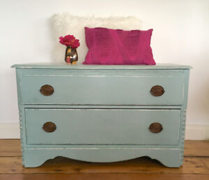 Two Drawer Chest
