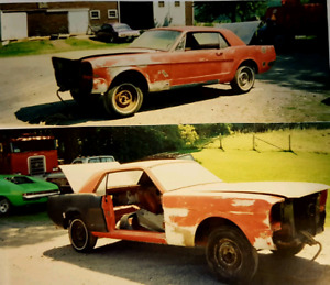 $3000 - 1965-66 Ford Mustang