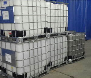 Empty Storage Tanks / Totes - 1000 Litre (not food grade)