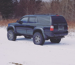 1997 Toyota 4Runner Limited lifted Modified