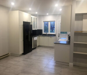 NDG Upper Duplex, 5 1/2 Newly Renovated!