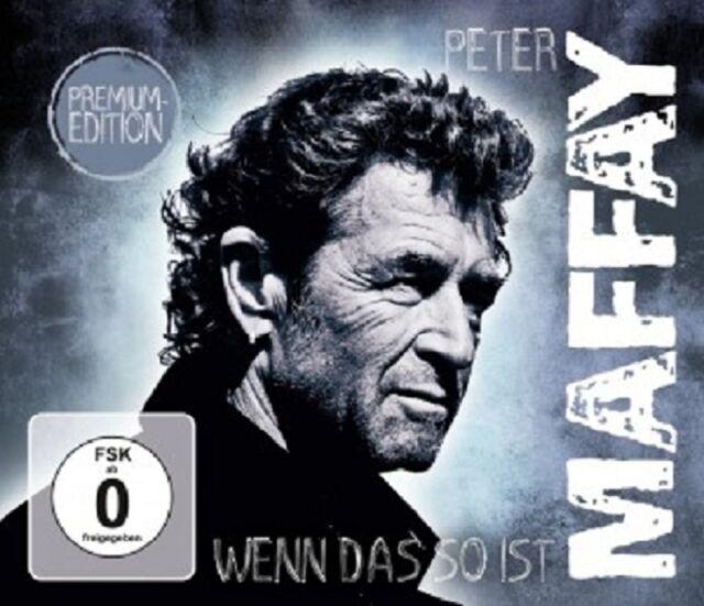 PETER MAFFAY - WENN DAS SO IST (PREMIUM EDITION) CD + DVD NEU