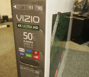 "Vizio 50"" 4K LED Smart TV"