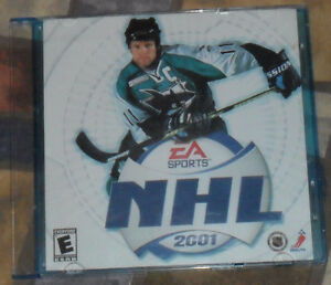 NHL 2001 PC game