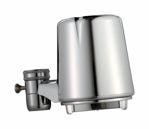 Culligan Chrome Finish Faucet Mount Filter