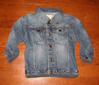 Joe Fresh Jean Jacket Boys size 3. $7