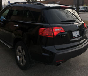2007 Acura MDX Elite Package SUV, Crossover