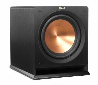 """Klipsch R-112SW 12"""" Active Subwoofer Hifi Loudspeaker Home Cinema Bass Speaker"""
