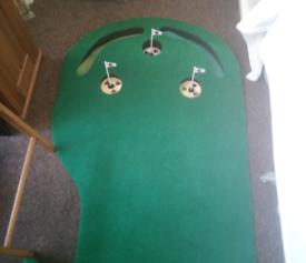 PGA Tour putting mat 9 x 3ft