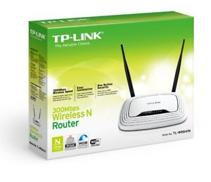 Router TP-LINK Wireless N300 TL-WR841N