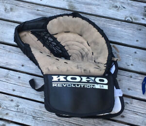 Goalie catcher, Koho,