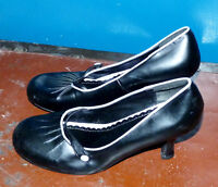 Used dress shoes