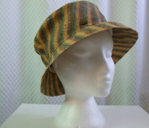 4 Ladies Designer Hats - Summer Straw and Cool-weather Wool