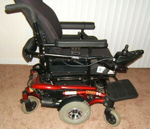 Battery Powered Electric Wheel Chair.
