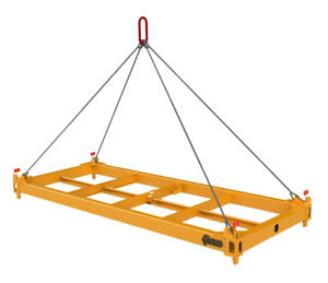 Container Spreader Frames