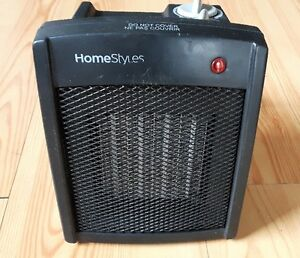 Homestyles 1500/1000W Mini Space Heater