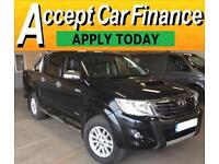 Toyota Hi-Lux FROM £88 PER WEEK!
