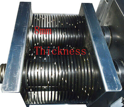 Special Meat Slicer Accessories-8mm Blade For Qx Meat Slicerone Blade Sale