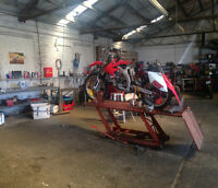 WANT US TO FIX YOUR DIRTBIKE-ATV OR ENGINE FOR CHEAP??? CALL NOW