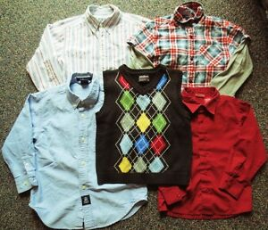 Boy's Fall winter Brand Name clothes size 5T-6T